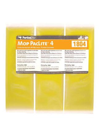 PortionPac Mop PacLite 1804