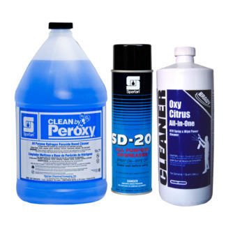 All Purpose Cleaners and Degreasers