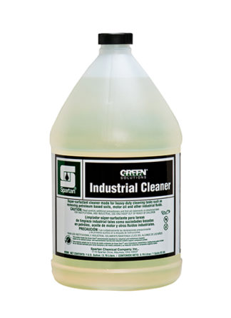 spartan green solutions industrial cleaner