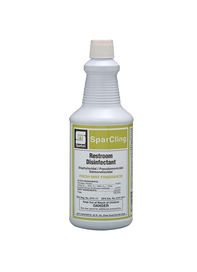 Spartan Sparcling High Acid Disinfectant Cleaner Impact
