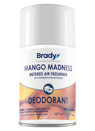 Aerosol Mango Madness