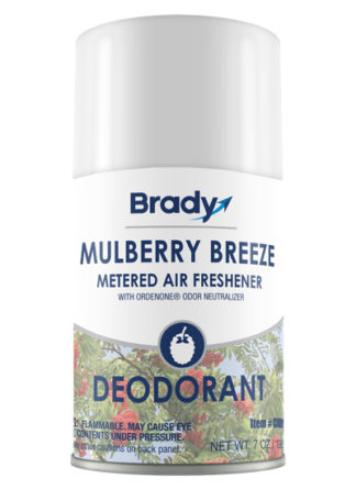 Aerosol Mulberry Breeze