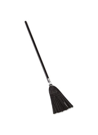 Brute Rubbermaid Lobby Broom Wood Handle