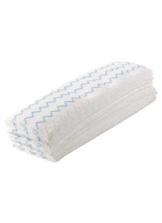 Microfiber Disposable Flat Mop 18 Rubbermaid Hygen