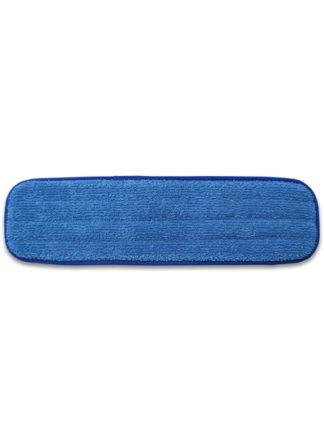 Microfiber Flat Mop Pad 18 Blue
