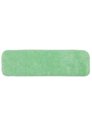 Microfiber Flat Mop Pad 18 Green