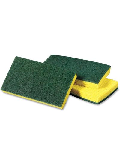 Scouring Sponge Medium Duty